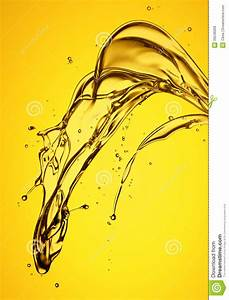 Oil Splash Royalty Free Stock Images - Image: 20546009