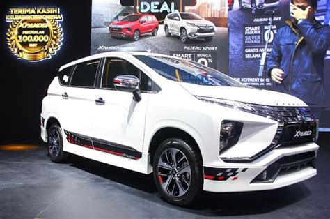 Mitsubishi Xpander Limited Backgrounds by Xpander Limited Ada 300 Unit Di Jakarta Inden Enggak