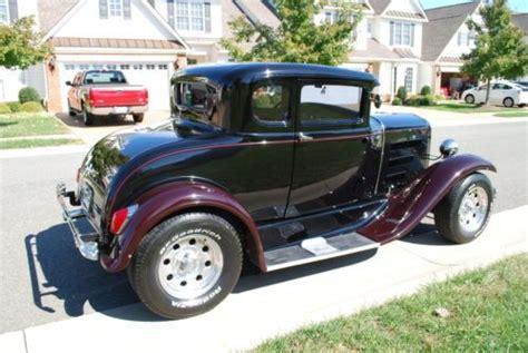 find   ford  window coupe street rod steel body