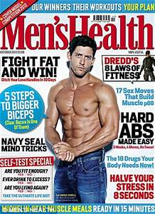 Meet the newest Men's Health cover star army boy Captain ...