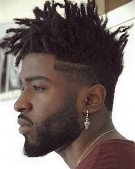 staggering twisted hairstyles  men  trend