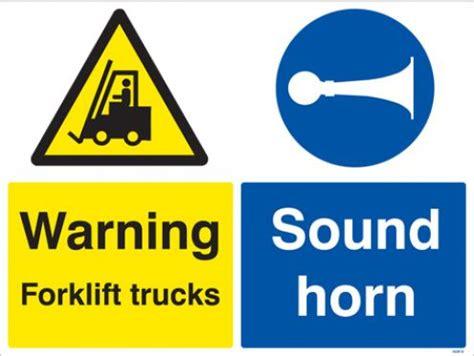 Warning Forklift Trucks Sound Horn Sign. Palm Signs. Trd Sticker Decals. Hospital Bed Signs Of Stroke. Black Sheep Logo. Wonderland Wall Murals. Persona 5 Logo. Customer Logo. Interlocking Monogram Lettering