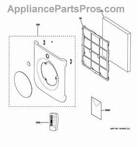 Parts For Ge Afhc21am01  Dehumidifier Parts