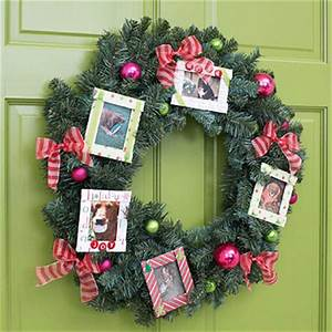 Easy & Inexpensive Christmas Wreaths