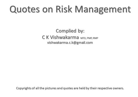 risk management funny quotes quotesgram