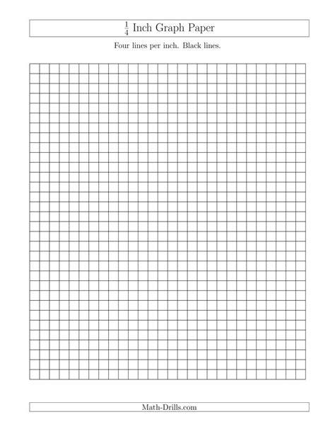 graph paper  black lines