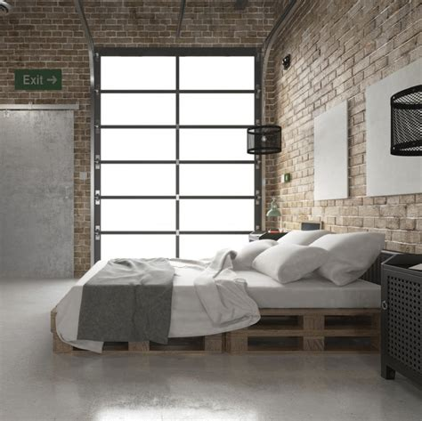 chambre style industrielle nos idées pour réussir sa décoration industrielle