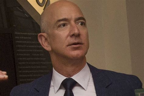 Jeff Bezos Replaced As The Richest Person In The World