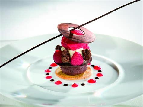 a 187 gastronomie 187 chefs 233 toil 233 s 187 chefs 1 233 toile 187 sabl 233 framboise ganache chocolat jus de