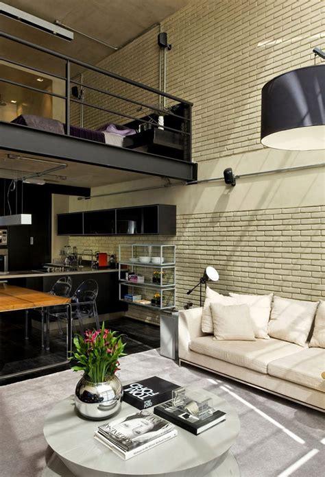 apartamento pugliesi decoracao industrial