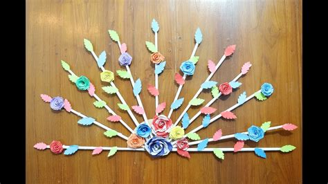 diy home door decor idea paper crafts  home