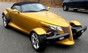 Chrysler Plymouth Prowler Photos & Pictures of Gold Prowler