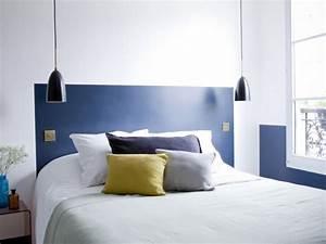 Idee De Tete De Lit : 12 id es d co pour une t te de lit joli place ~ Teatrodelosmanantiales.com Idées de Décoration
