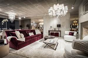 Luxury Living Group - New Showrooms In London And Miami