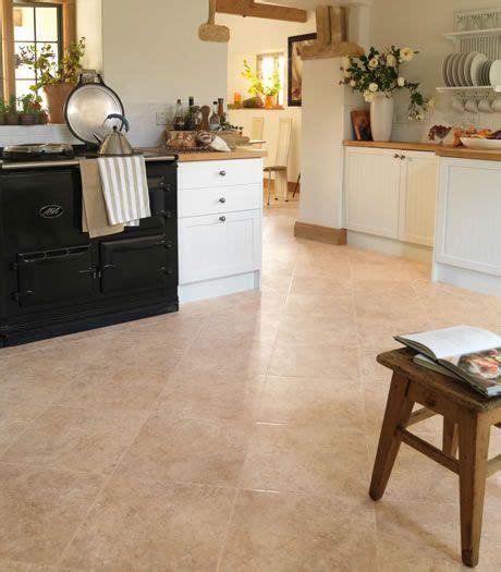 tile floors for kitchen karndean da vinci piazza limestone lst03 vinyl flooring 6142