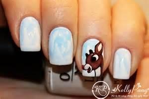 Disney nail art designs tr trung cho b n g?i cute