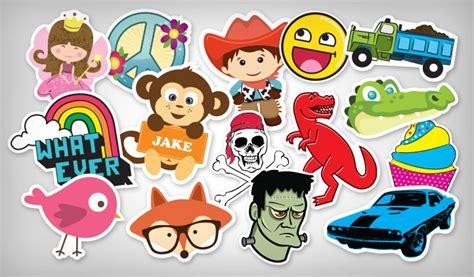 Kids Stickers  Stickeryou Products Stickeryou