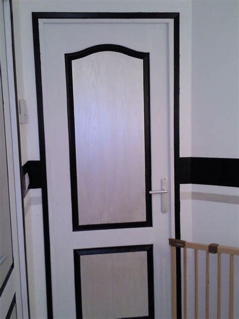 comment peindre une chambre en 2 couleurs couloir étage photo page 2