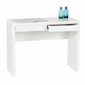 Small White Desk With Drawers Creative Desk Decoration