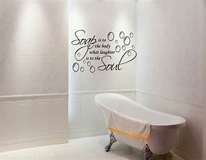 decoration murale design facile idees pour les locataires With decoration murale salle de bain