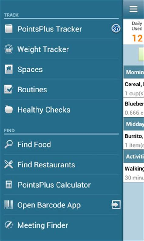 weight watchers mobile app for android weight watchers mobile free apps android