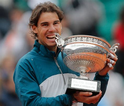 Nadal secures 'La Decima' as he wins 10th French Open   Daily Mail Online