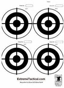 Free Printable Rifle Targets