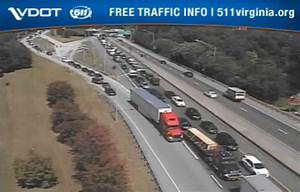 HRBT eastbound reopens after accident forces closure ...