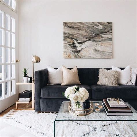 81 4 ways to decorate around your charcoal sofa decorating living with and loving a brown