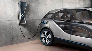 Bmw Builds Ev Chargers Into Streetlights
