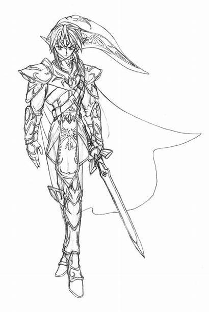 Link Armor Magic Zelda Ganondorf Tp Castle