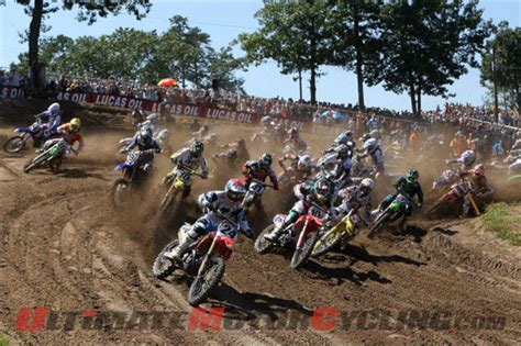 motocross ama schedule 2011 ama motocross tv schedule