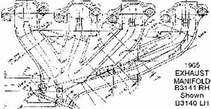 exhaust manifolds 427 related 1965 396 1966 67 427 With intake manifold diagram view chicago corvette supply