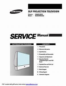 Samsung Hln567w