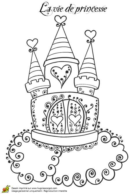 jeux de cuisine gratuit fille coloriage château de princesse