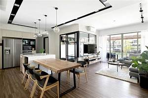A, Bright, And, Refined, Scandinavian, Style, Apartment