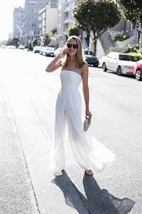 Pantalon De Soiree Chic : 1001 exemples comment assortir votre tenue pour mariage parfaite mode fashion strapless ~ Melissatoandfro.com Idées de Décoration