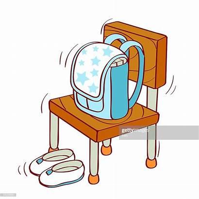 Chair Bag Shoe Illustration Baamboozle Put Embed