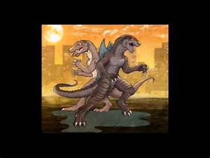 Godzilla (USA-Godzilla, Zilla Jr., Toonzilla) and ...