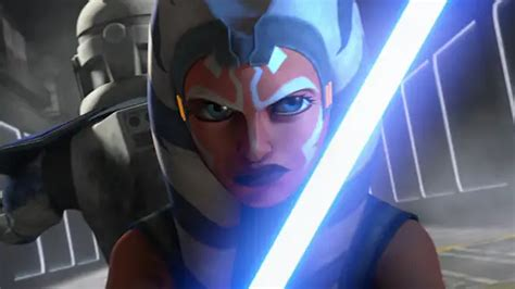 Star Wars insider drops big spoiler on Ahsoka's ...