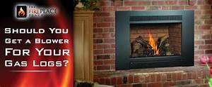 Would You Like Blower On Your Gas Logs