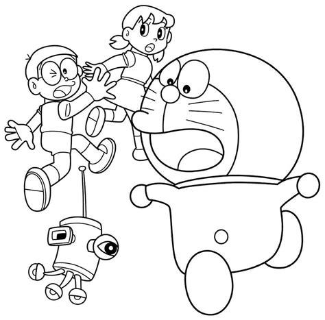 Lol surprise coloring pages nationwideremote com. √Kumpulan Gambar Mewarnai Doraemon Yang Banyak dan Bagus - Marimewarnai.com