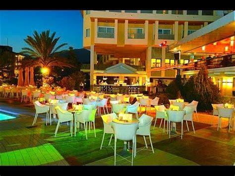 Отель Queens Park Le Jardin 5*  Турция, Кемер Youtube
