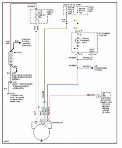 Isuzu Rodeo Alternator Wiring Diagram