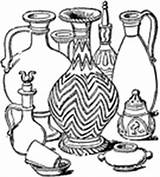 Alabaster Clipart Pottery Potter Drawing Clip Etc Craft Silicate Form Alamy Found Abundance Scratched Throughout Nail Europe Line Vases Usf sketch template