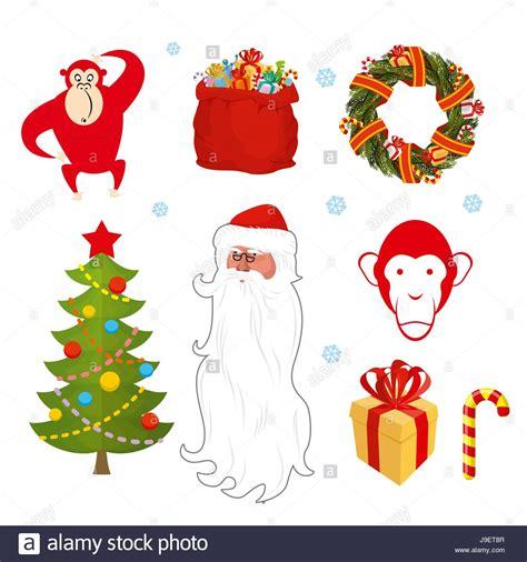Weihnachtsbaum Aus Tannenzweigen by Weihnachten Setzen Chinesisches Neujahr Objekte Roter