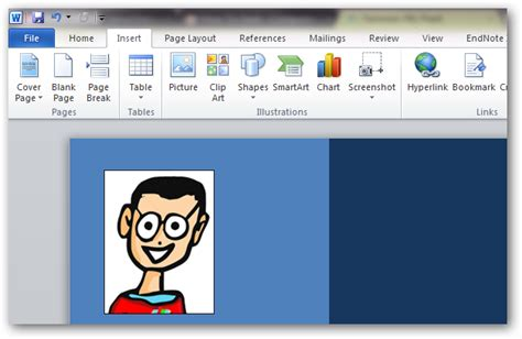 How To Make A Cover Page In Word For Resume by How To Create Custom Cover Pages In Microsoft Word 2010