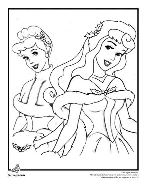 disney princess color page az coloring pages