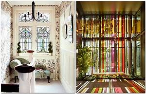 Stained, Glass, In, Interior, Design, 30, Inspiring, Ideas