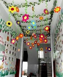 School, Decoration, Ideas, For, Spring, Season, U2022, K4, Craft
